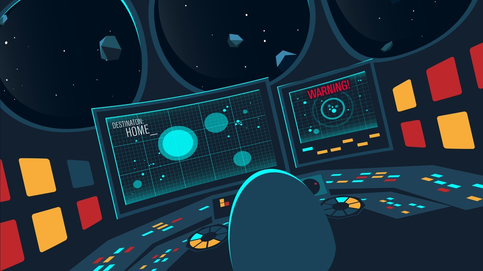 Interactive Storytelling: The Bravest Man In The Universe