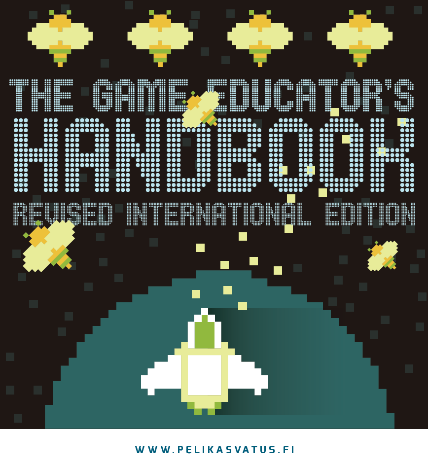 Free ebook: Game Educator's Handbook