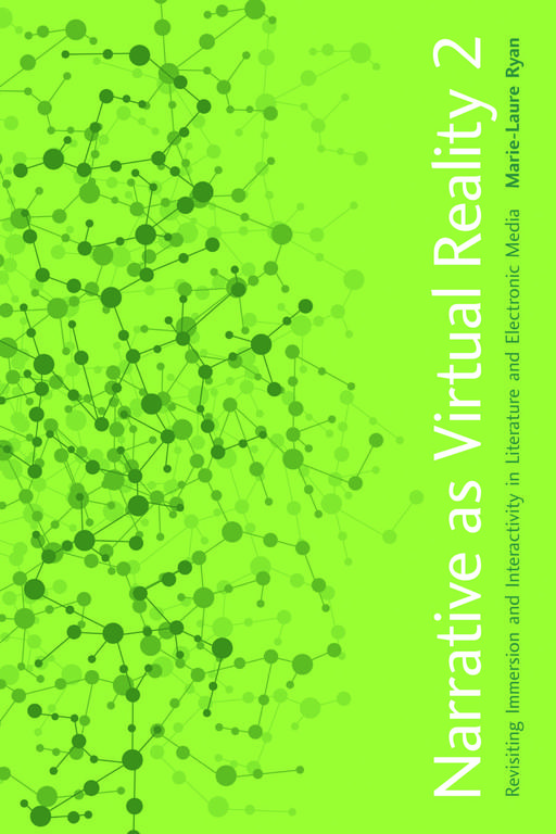 Book: Narrative as Virtual Reality 2, Marie-Laure Ryan