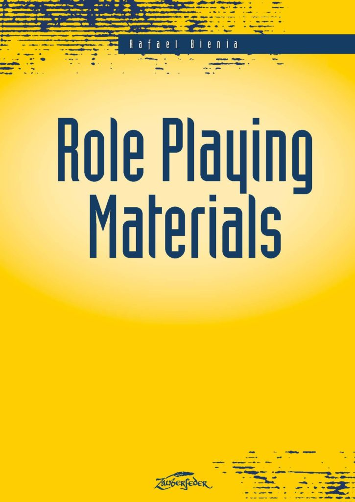 PhD Thesis: Role Playing Materials
