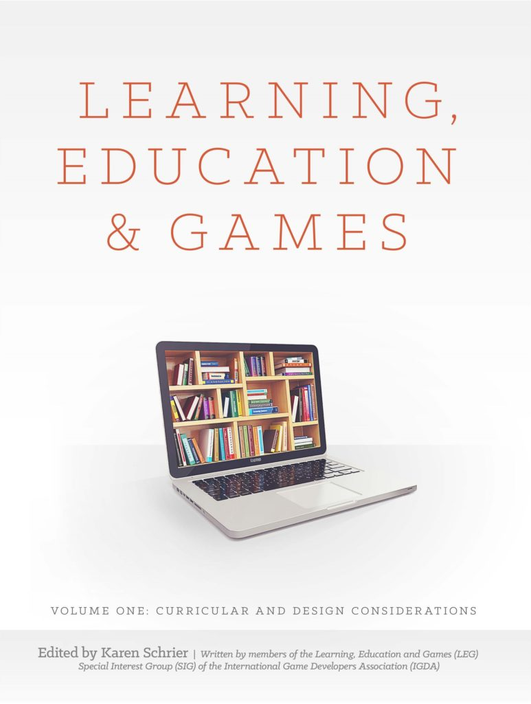Free ebook: Learning, Education and Games