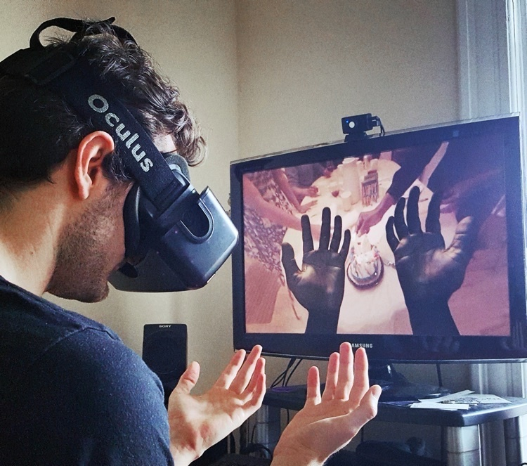 """VR experience: """"We Are Alfred"""""""