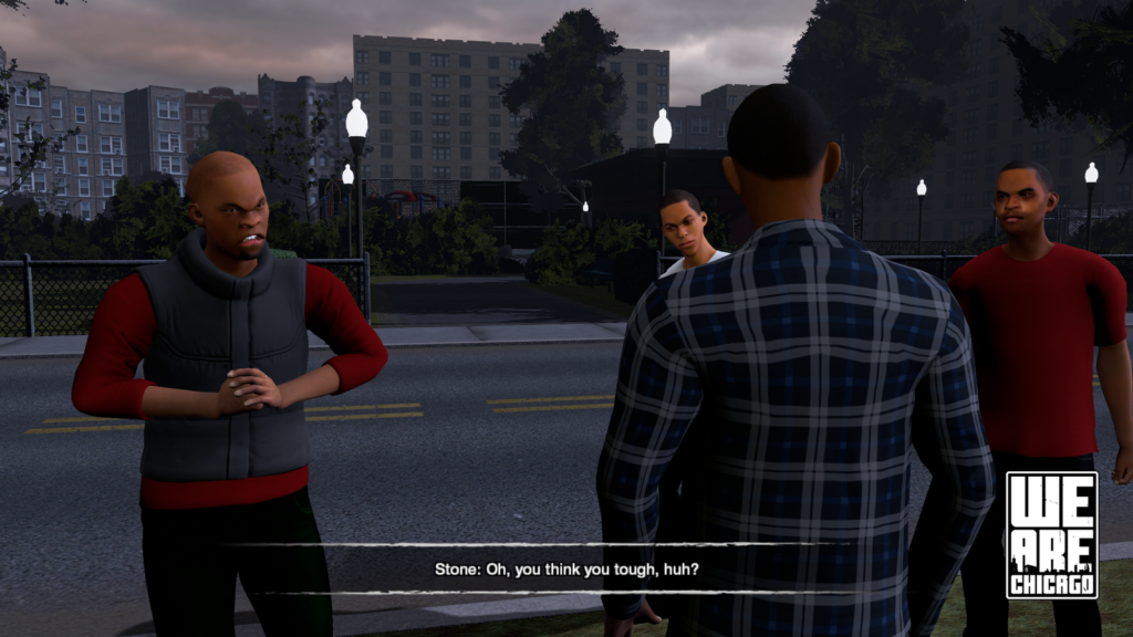 The rise of documentary video games that use journalism to tell stories
