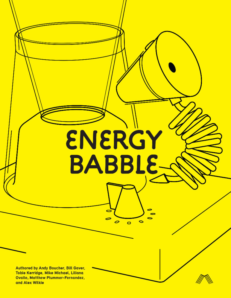 Energy Babble