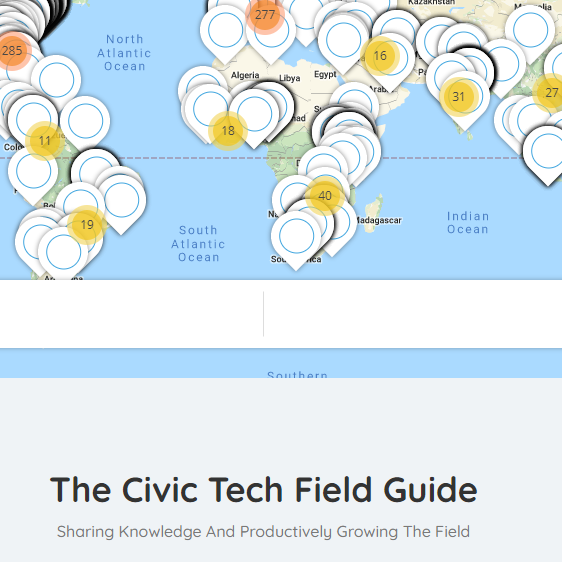 Civic Tech Field Guide