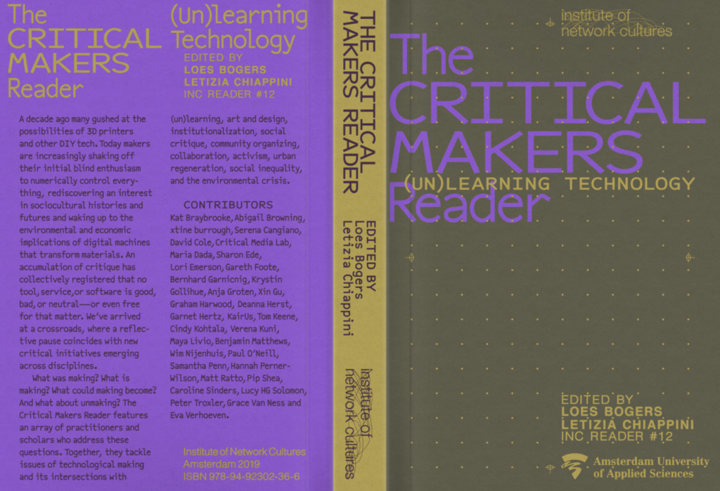 Critical Makers reader
